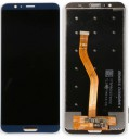 LCD + touch screen Huawei Honor V10 blue