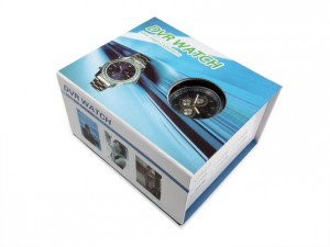 Camera in watch (silver)